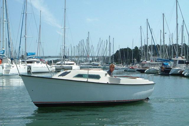 Location bateau sans permis baie de quiberon