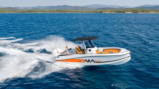 BMA X266 Nautic Sport