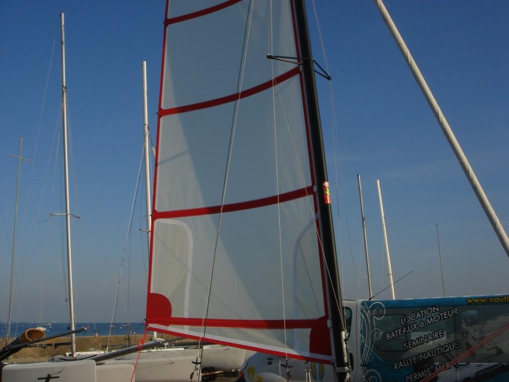 voile compatible nacra nautic sport