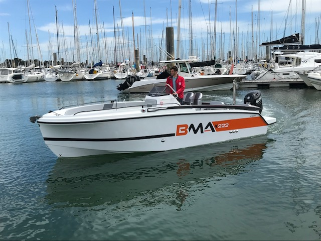 BMA X222 Nautic Sport