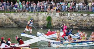 Joutes nautiques du Loch à Auray 2018