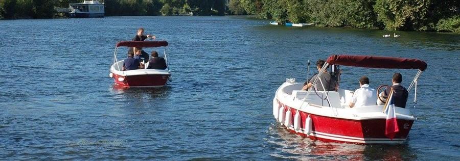 sorties nautiques en entreprise avec e-sea