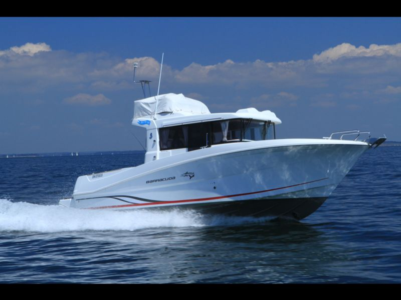 barracuda 9 Flybridge nautic sport
