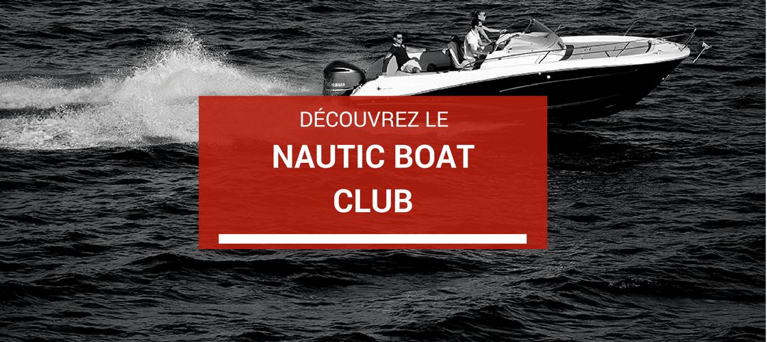 Nautic boat club la trinité et carnac