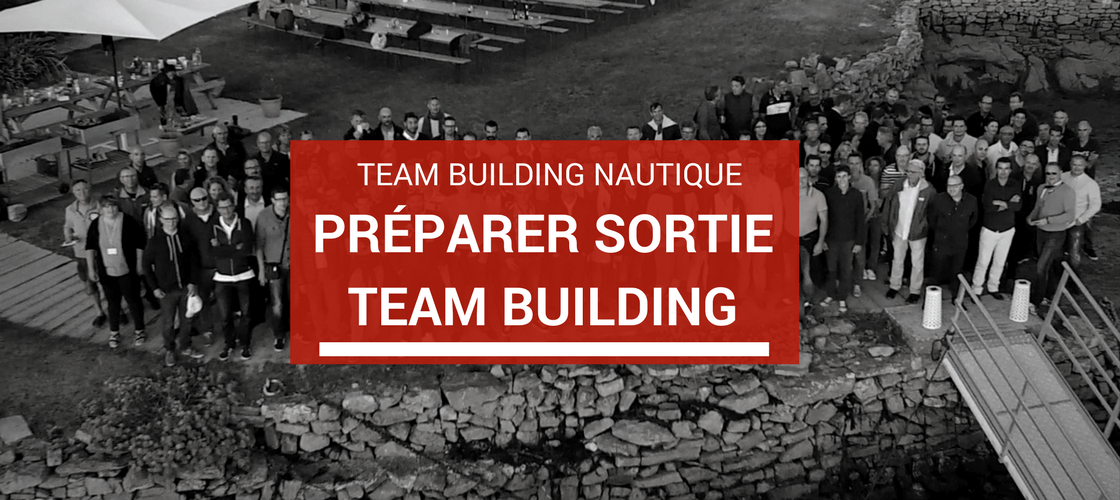 Comment organiser un team building nautique