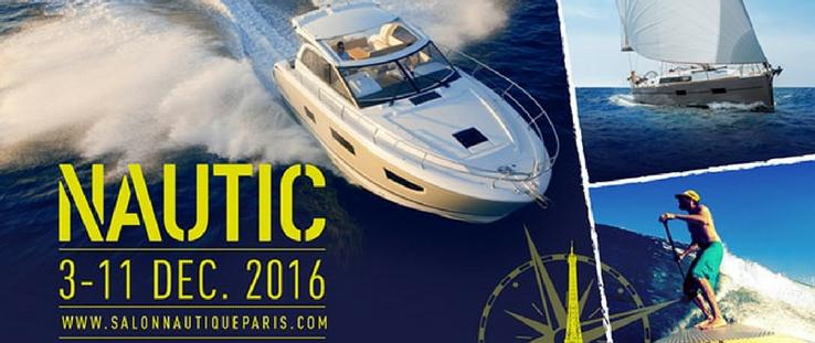Salon nautique de Paris 2016